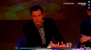 De Balie - Crisis diner - De Ommekeer - Ewald Engelen