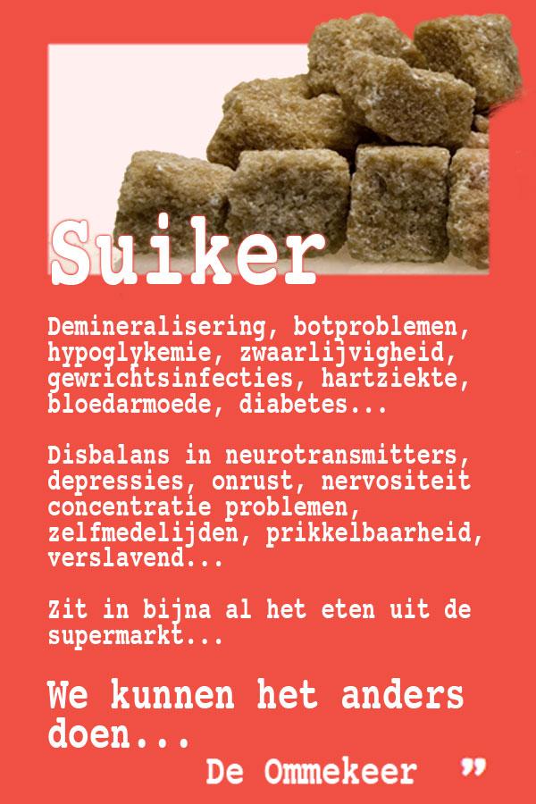 Suiker is Gif