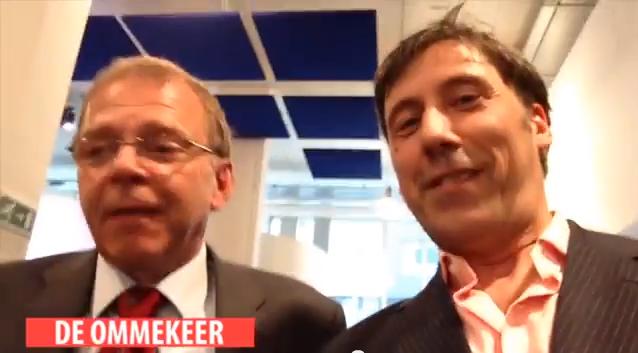 Ontmoeting met Belgische Bankiers. Een GOTSPE!