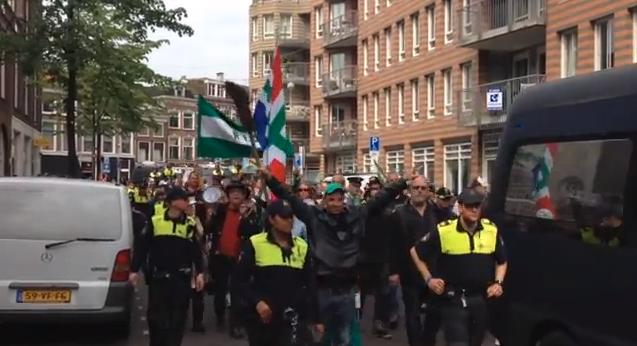 Ommekeer en Burgerlijke Ongehoorzaamheid op 1mei Den Haag