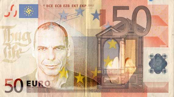 euro is het zinkend schip met Varoufakis GREXIT