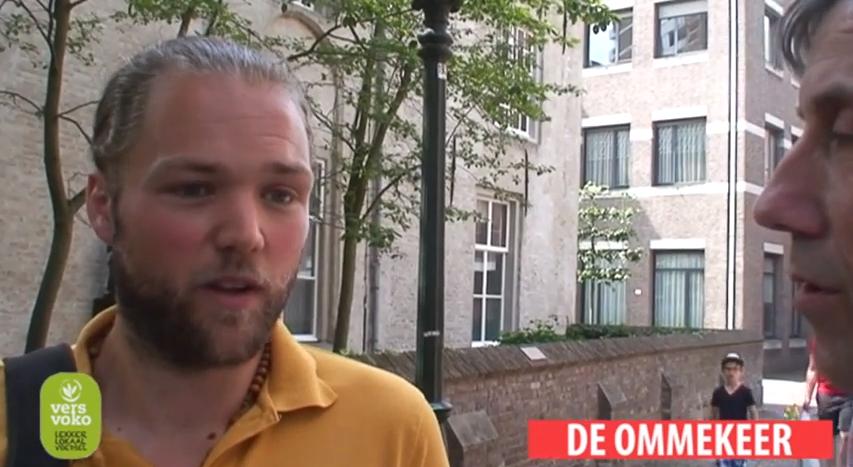 de ommekeer Tommy van de Vorst Tilasmi Frigge voedsel distributie als euro valt
