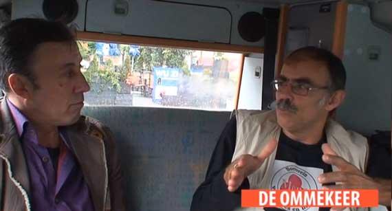 Luca van Dinter soevereine mens Tilasmi Frigge De Ommekeer