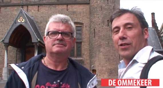 Arie van der Pijl Tilasmi Frigge De Ommekeer