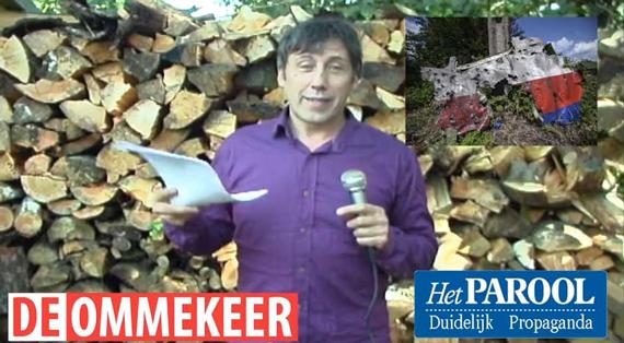 Brief aan putin het parool MH17