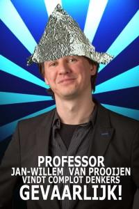 Jan Willem van Prooijen Complot Theorist de Ommekeer