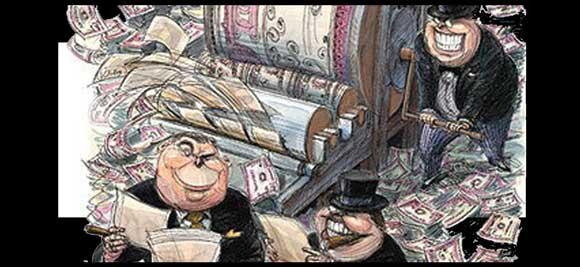 Geldschepping door commerciële banken