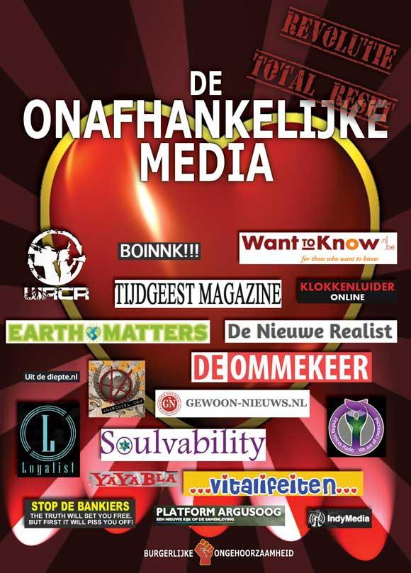 Onafhankelijke Media Nederland op de Ommekeer