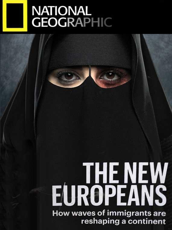 National Geographic - De nieuwe Europeanen - Burgerlijke Ongehoorzaamheid