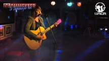 Danelle Smith protest muziek uit Nederland bij de Onafhankelijke Pers
