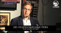 Sven Hulleman bij de Onafhankelijke Pers in de Libertijn in Den Haag