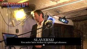 Slavernij als anderen laten werken voor jouw rijkdom. De essentie van geld met Pieter Stuurman. De Onafhankelijke Pers