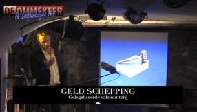 Geldschepping gelegaliseerde valsmunterij. De essentie van geld met Pieter Stuurman. De Onafhankelijke Pers