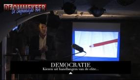 Democratie is kiezen van handlangers elite. De essentie van geld met Pieter Stuurman. De Onafhankelijke Pers